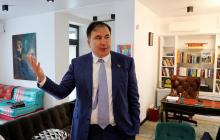 """Саакашвили о конфликте Грузии и Украины из-за его назначения: """"Тбилиси больше нуждается в Киеве"""""""