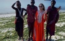 Наташа Королева после измен мужа сбежала на таинственный остров к дикому племени