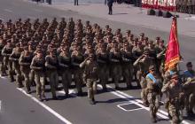 Эти кадры военного парада войдут в историю! Сила и мужество украинского народа в одном видео!