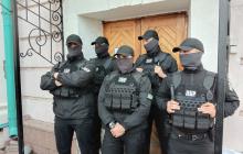 Штурм музея Гончара в Киеве: первые подробности об обыске ГБР по делу Порошенко