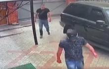 В Запорожье убит криминальный авторитет Алексей Петров по прозвищу Петрик: видео