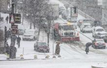 Украину ожидает невероятно холодная зима, которой не было последние 30 лет