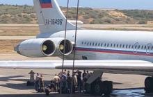 Генерал ВС РФ привез диктору Мадуро в Каракас секретный груз - в восставшей Венесуэле что-то намечается