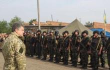 """""""Украина на сегодняшний день не развалилась благодаря ее президенту"""", - командор ВМС США о Порошенко"""
