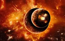 Выжигала Землю: смертоносная планета Нибиру озарила небо над Краснодаром – кадры
