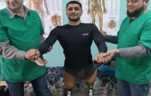 Российский наемник вынужден просить милостыню: без ног он уже не нужен армии РФ на Донбассе - кадры из Сети