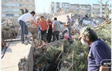В Турции сообщили число погибших и пострадавших в результате землетрясения