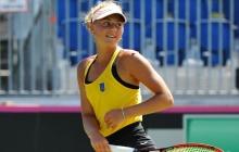 Теннисный турнир серии ITF: 15-летняя украинка Костюк прорвалась в полуфинал, где поборется с соперницами из России и Словакии