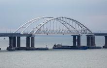 Попытка подрыва Крымского моста за 7 дней до приезда Путина: появилось скандальное видео