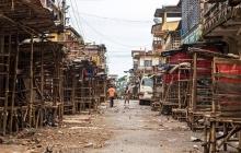 Из-за Эболы жителям Сьерра-Леоне запретили покидать свои дома