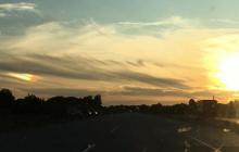 Жители Полтавской области увидели восхождение двух солнц, которое трактовали как зловещий знак