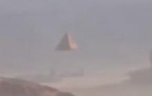 Выходцы с Нибиру решили забрать египетскую пирамиду – обнародованы кадры с летающим сооружением