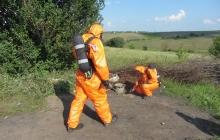 Под Хмельницким обнаружен контейнер с радиацией - подробности и фото странной находки