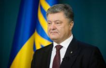 Появление Порошенко в Черновцах вызвало ажиотаж: жители не сдержались - видео