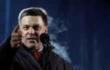 Тягнибок приехал на допрос в МВД и намерен подать в суд на Авакова