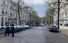 В Лондоне совершено покушение на украинского посла Галибаренко: посольство Украины  в оцеплении, слышны выстрелы - фото