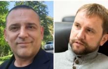 """Бужанский с матами бросился угрожать Вятровичу: скандальную переписку """"слили"""" в Сеть"""