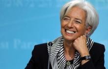 Мощное заявление директора МВФ в поддержку Украины