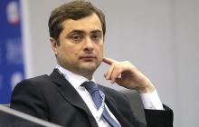 """Подробности сверхсекретного визита Суркова в Донецк - Пушилина и его людей пришлось """"отпаивать"""""""