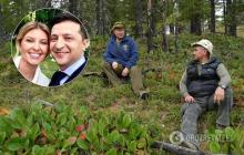 """Путина потроллили из-за """"первой леди"""": с Шойгу он смотрится не так эффектно"""