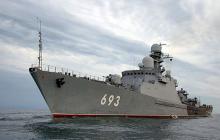 Российские военные корабли подошли к границам Латвии – военные ответили