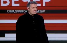 """В студии пропагандиста Соловьева подрались """"украинцы"""", разборку записали на видео"""