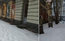 """Соцсети: """"Донецк, это были самые крутые магазины в городе, а теперь к ним даже дорожки не протоптаны"""", - фото"""