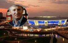 """""""Все мы живем мечтой"""", - Ахметов сделал заявление о """"Донбасс Арене"""""""