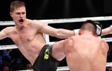 Украинский кикбоксер Адамчук избил россиянина в ринге: видео мощной победы