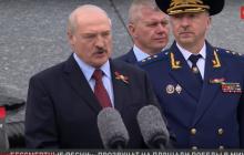 Стало известно, почему Лукашенко не было рядом с Путиным на параде 9 мая