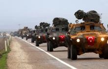 Армия Турции уничтожила два танка асадовцев, один захвачен - штурмом взят город Нейроб, идет зачистка