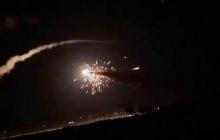 ЦАХАЛ ночью бомбил войска Асада и его союзников: под Дамаском гремели мощные взрывы - первые кадры