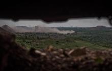 """""""Правосеки"""" опубликовали зрелищные кадры сокрушительного удара по террористам на востоке страны"""