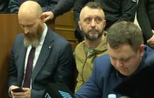 Дело Шеремета: подозреваемый Антоненко подал в суд на Зеленского, Авакова и Рябошапку