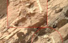 Гигантский некрополь на Марсе: чьи останки погребены на Красной планете