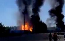 Мэрия Донецка: слышны взрывы и залпы по всему городу, разрушены жилые дома