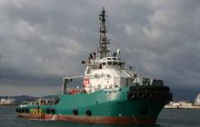 Корабль Bourbon Rhode с украинцами на борту исчез с радаров в Атлантическом океане: что произошло