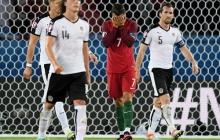 Евро-2016: Скромная Австрия выстояла против Португалии
