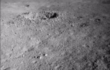 """Появились новые снимки загадочного """"вещества, похожего на гель"""", с Луны"""