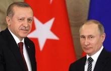 Эрдоган угрожает Путину из-за курдов: между президентами Турции и РФ состоялся напряженный разговор