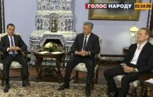 Медведчук и Бойко встретились с Медведевым в Москве: известна причина переговоров
