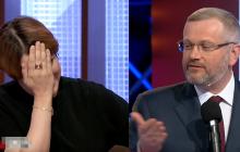 Соня Кошкина в прямом эфире поставила Вилкула на место – видео конфликта