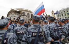"""Кремль стягивает в протестующий Хабаровск силовиков со всей России: в Сети пишут, что скоро """"взорвется"""" и Владивосток"""