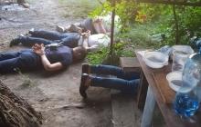 Сходка криминальных авторитетов в Кировоградской области закончилась громким задержанием ее участников
