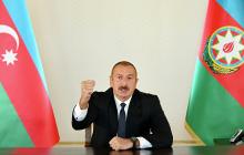 """Алиев сообщил о взятии еще одного города в Карабахе: """"Физули наш!"""""""