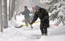 В Украину придет лютая зима: три месяца морозов и снегопадов - прогноз от Горбаня