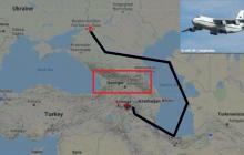 """Россия может нанести удар по ПВО Грузии: в РФ хотят силой создать """"коридор"""" для переброски оружия в Армению"""