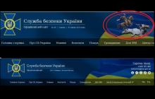 """СБУ убрала с сайта фото казака, который пронзает """"захватившего"""" Донбасс змея, - вспыхнул скандал"""