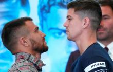 Решающий бой Ломаченко с Кэмпбеллом: онлайн-трансляция боксерского поединка