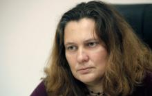 Скандалистка Татьяна Монтян на росТВ призвала казнить украинцев средневековым способом - кадры